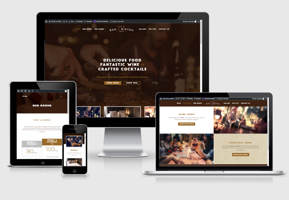 Our brand new website is now online!